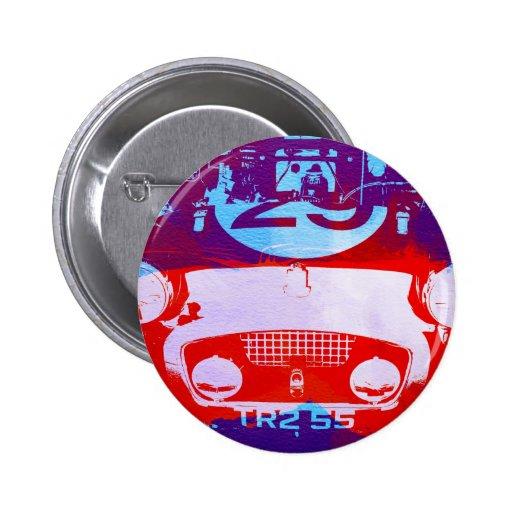 Austin Healey Frogeye Sprite Button