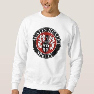 Austin Healey Sprite Car Classic Hiking Duck Sweatshirt