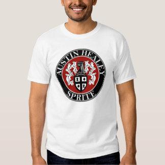Austin Healey Sprite Car Classic Hiking Duck T Shirt