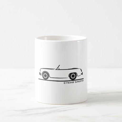 Austin Healey  Sprite MK II Mug