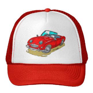 Austin-Healy Sprite cartoon Trucker Hat
