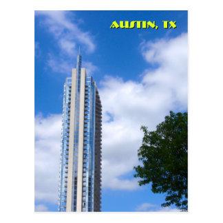 Austin Highrise Postcard