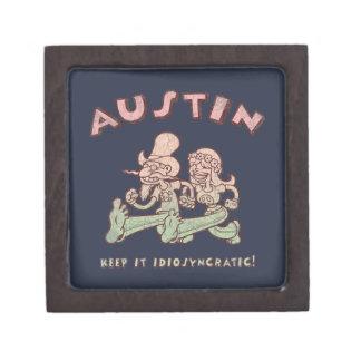 Austin idiosincrásico