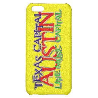 AUSTIN iPhone 5C CASES