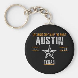 Austin Keychain
