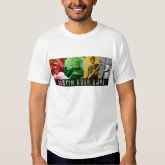 Austin Kolb Band - Rasta Members Tee Shirt