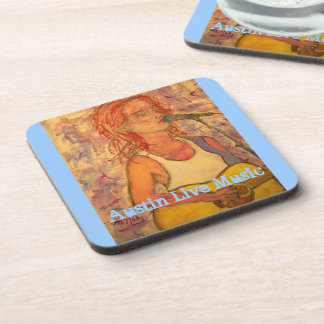 austin live music girl coaster