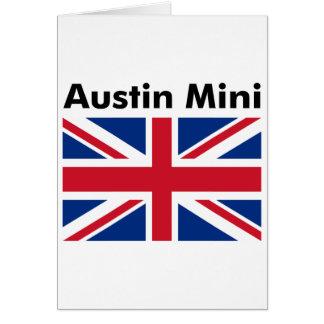 Austin Mini Card