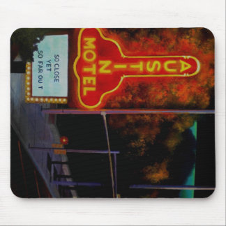 Austin Motel, Austin, Texas Mouse Pad