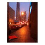 austin nights 2010 postcards