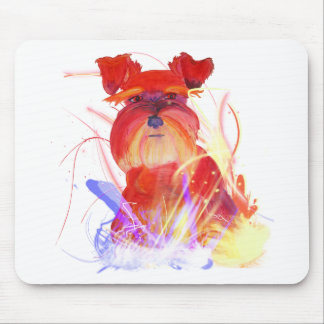 Austin Painted with Light Mouse Pad