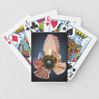 Austin Bicycle Playing Cards