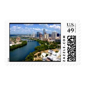 Austin Postage Stamp