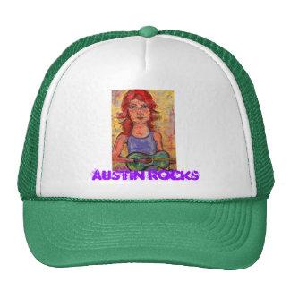 Austin Rocks Trucker Hat