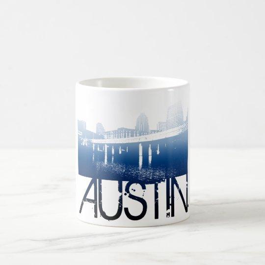 Austin Skyline Design Coffee Mug