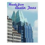 Austin Skyline Postcard