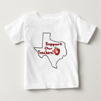 Austin - Support our teachers! Baby T-Shirt