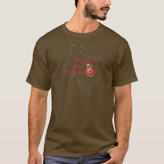 Austin - Support our teachers! T-Shirt