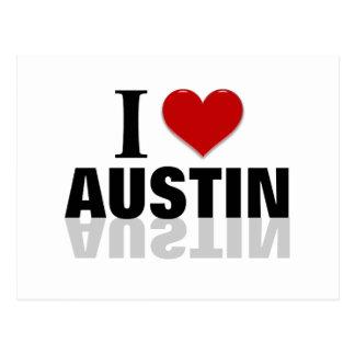 Austin Tarjeta Postal