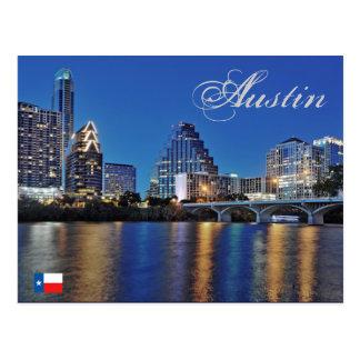 Austin, Tejas, los E.E.U.U. Postales