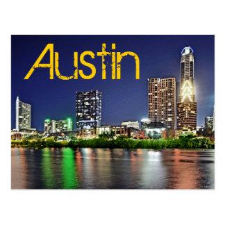 Austin, Tejas, los E.E.U.U. Tarjetas Postales