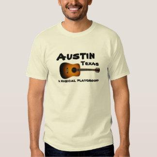 Austin, Tejas Playera