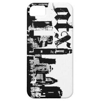Austin Tejas puesto para su ciudad iPhone 5 Case-Mate Carcasa