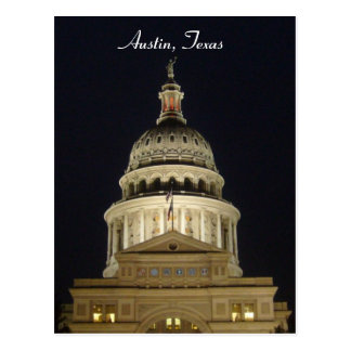 Austin Tejas Postales