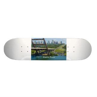Austin, Texas & 360 Bridge Skateboard