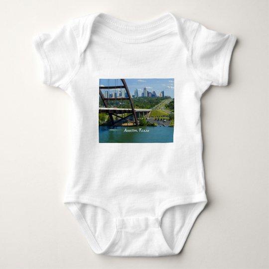 Austin, Texas Baby Bodysuit