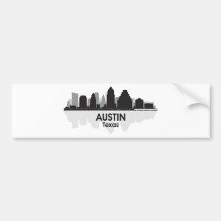 Austin Texas Bumper Sticker