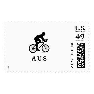 Austin Texas Cycling AUS Postage