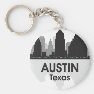 Austin Texas Keychain
