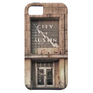 Austin Texas Lightning Bolt iPhone 5 Cover