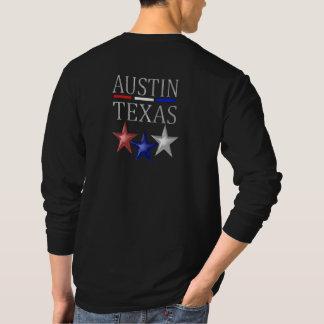 Austin Texas - long sleeve t-shirt