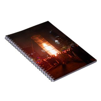Austin Texas New Years Fire Notebook