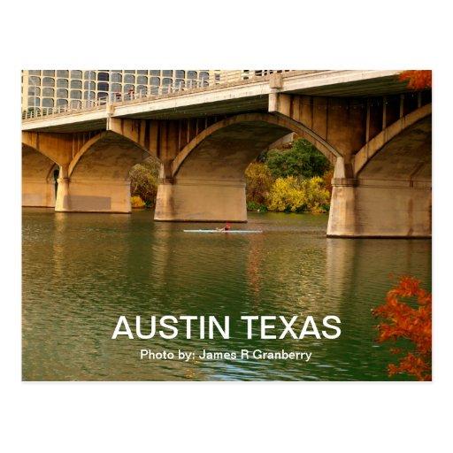 Austin Texas post card