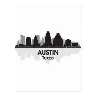 Austin Texas Postcard