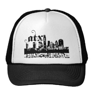 Austin Texas Put on For your City Trucker Hat