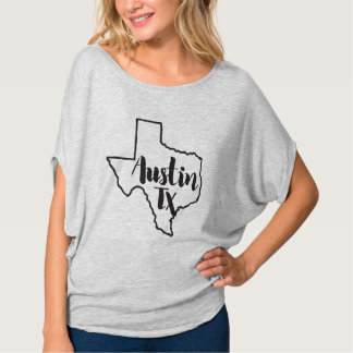 Austin Texas State T-shirt