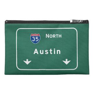 Austin Texas tx Interstate Highway Freeway Road : Travel Accessories Bag