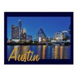 Austin, Texas, U.S.A. Post Card