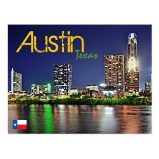 Austin, Texas, U.S.A. Postcard