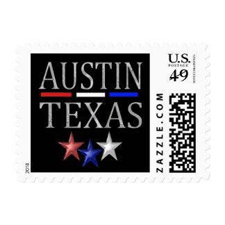 Austin Texas - US POSTAGE STAMP