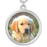 Austin The Golden Labrador Jewelry