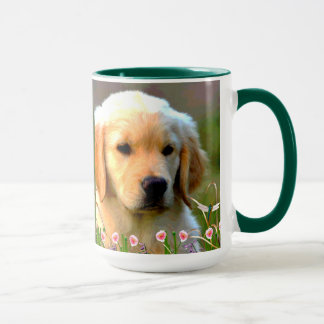 Austin The Golden Labrador Mug