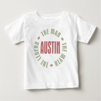 Austin the Man the Myth the Legend Shirt