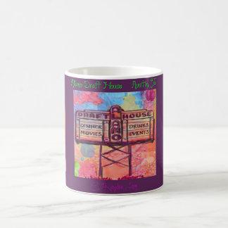 Austin Throw Back Alamo Draft House Mug