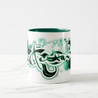 Austin Two-Tone Coffee Mug