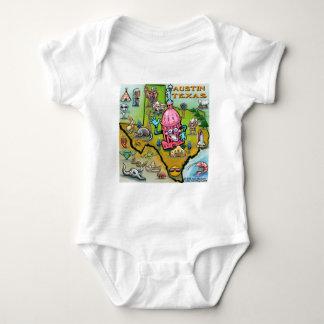 Austin TX Baby Bodysuit